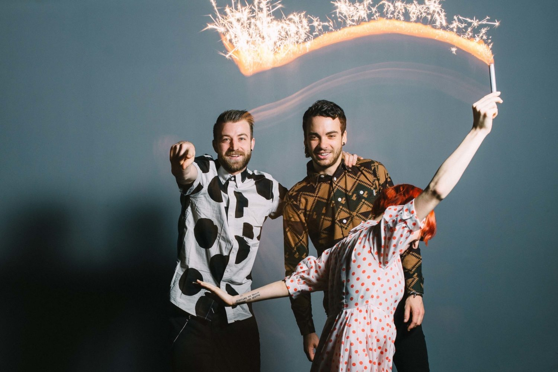 Tracks: Paramore, James Blake & More