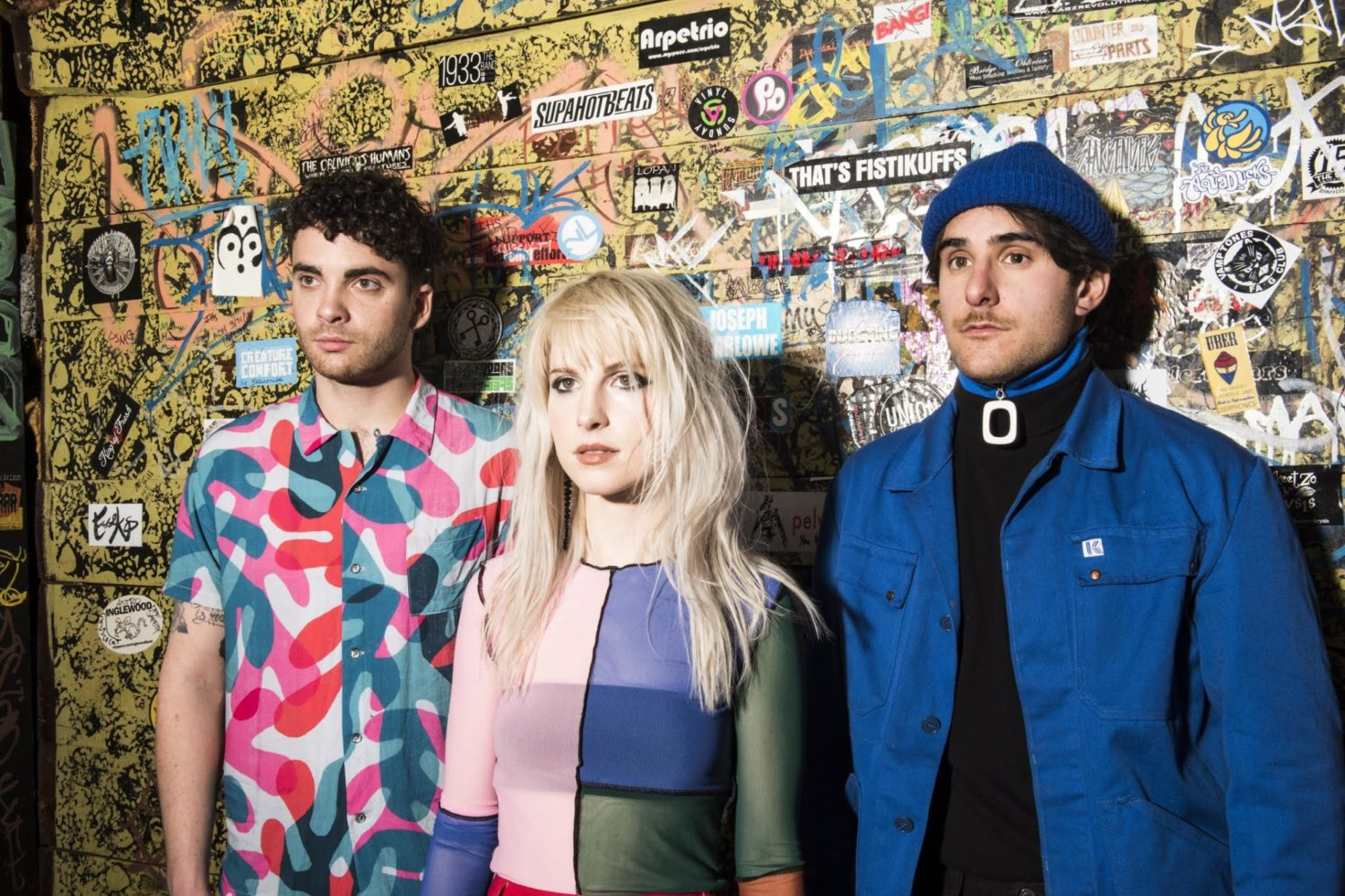 Paramore unveil new video for 'Fake Happy'