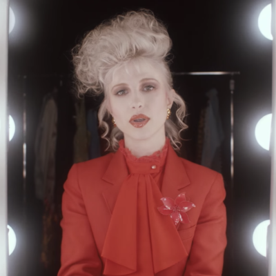 Paramore channel local TV in 'Rose Colored Boy' video