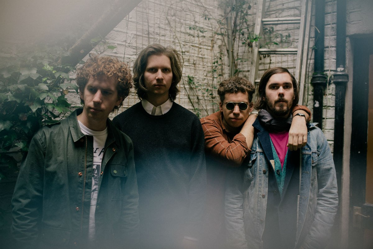 Acting Class: Parquet Courts