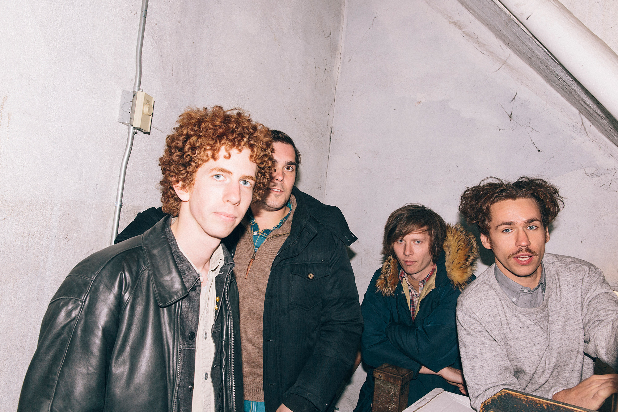 """Parquet Courts: """"It's a really different record"""""""