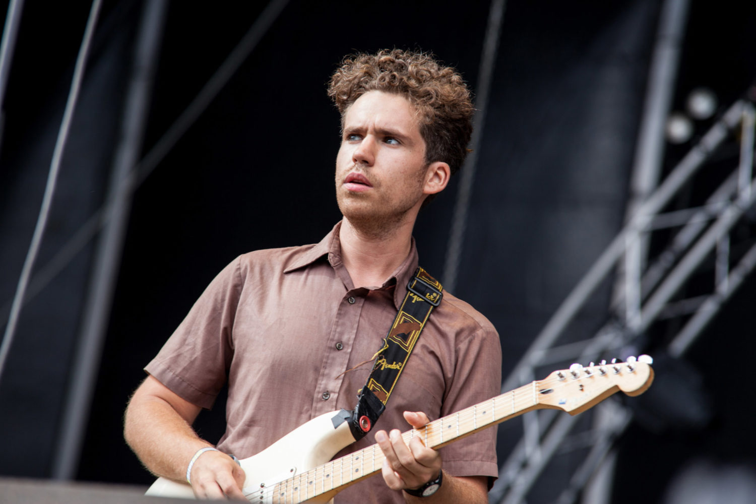 Listen to Parquet Courts' A. Savage cover The Fall
