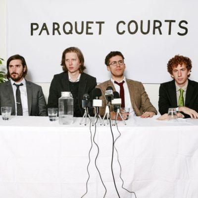 Parquet Courts - Outside