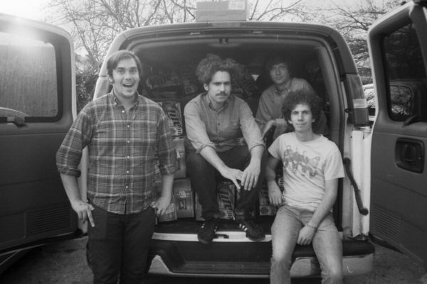 Parquet Courts announce livestream and film 'On Time'