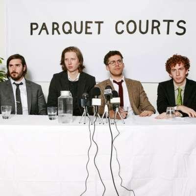 Parquet Courts perform live KEXP session