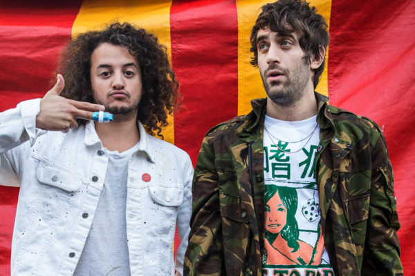 Partybaby have shared a studio version of 'Loverbones'