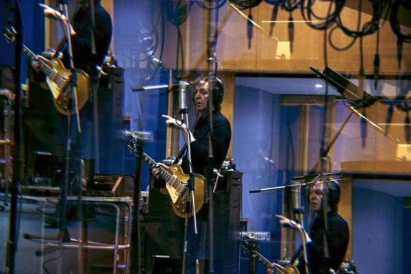 Yes, Paul McCartney is playing Glastonbury