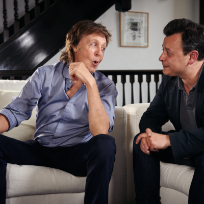 Sir Paul McCartney talks 1983 classic 'Pipes of Peace' with James Dean Bradfield