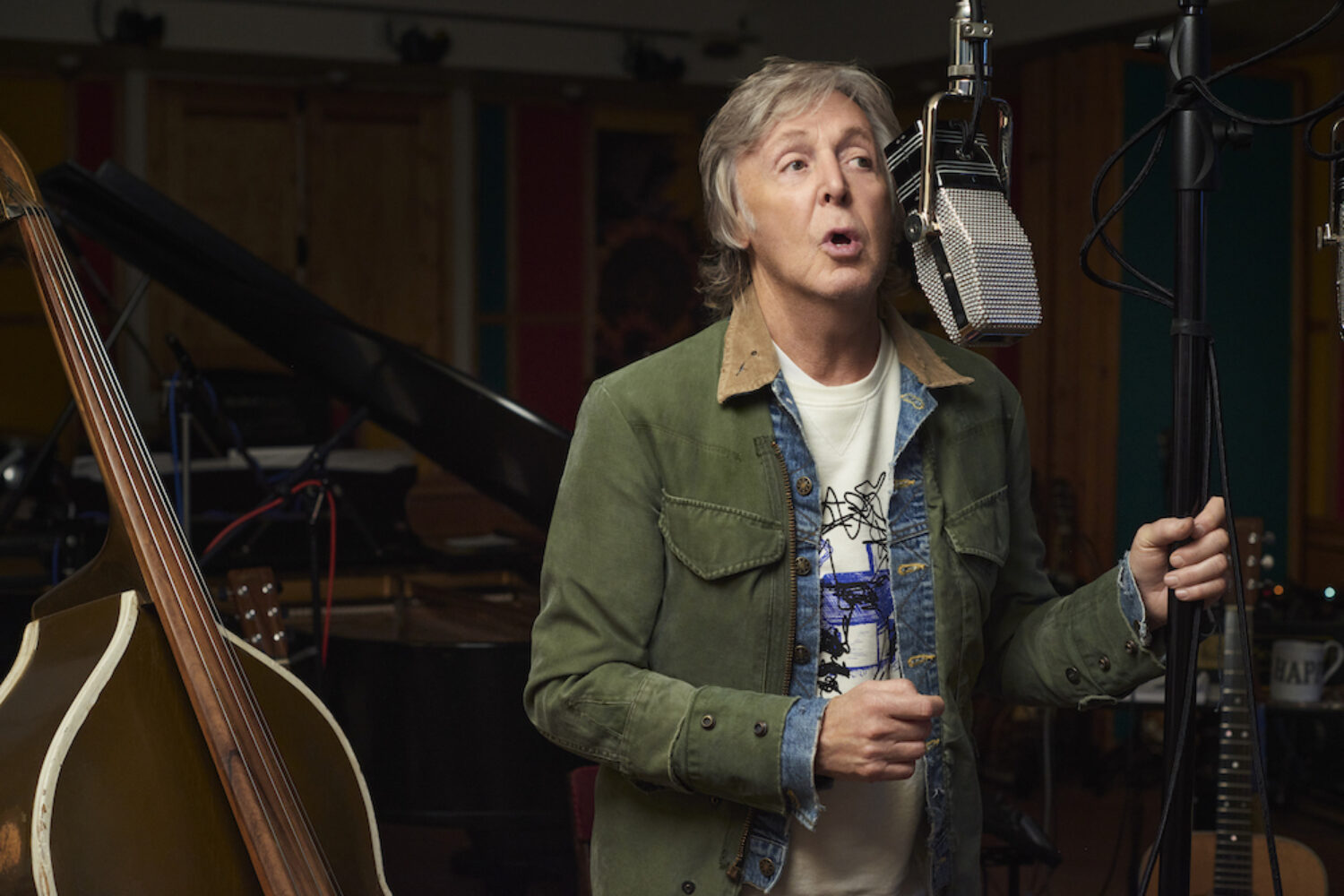 Paul McCartney confirms 'McCartney III Imagined'