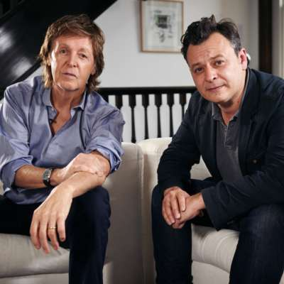 Manic Street Preachers' James Dean Bradfield interviews Sir Paul McCartney about 1983 album 'Pipes of Peace'