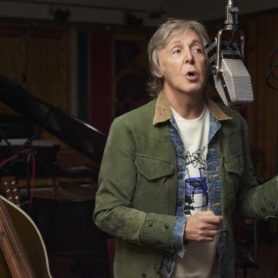 Paul McCartney confirms 'McCartney III Imagined'