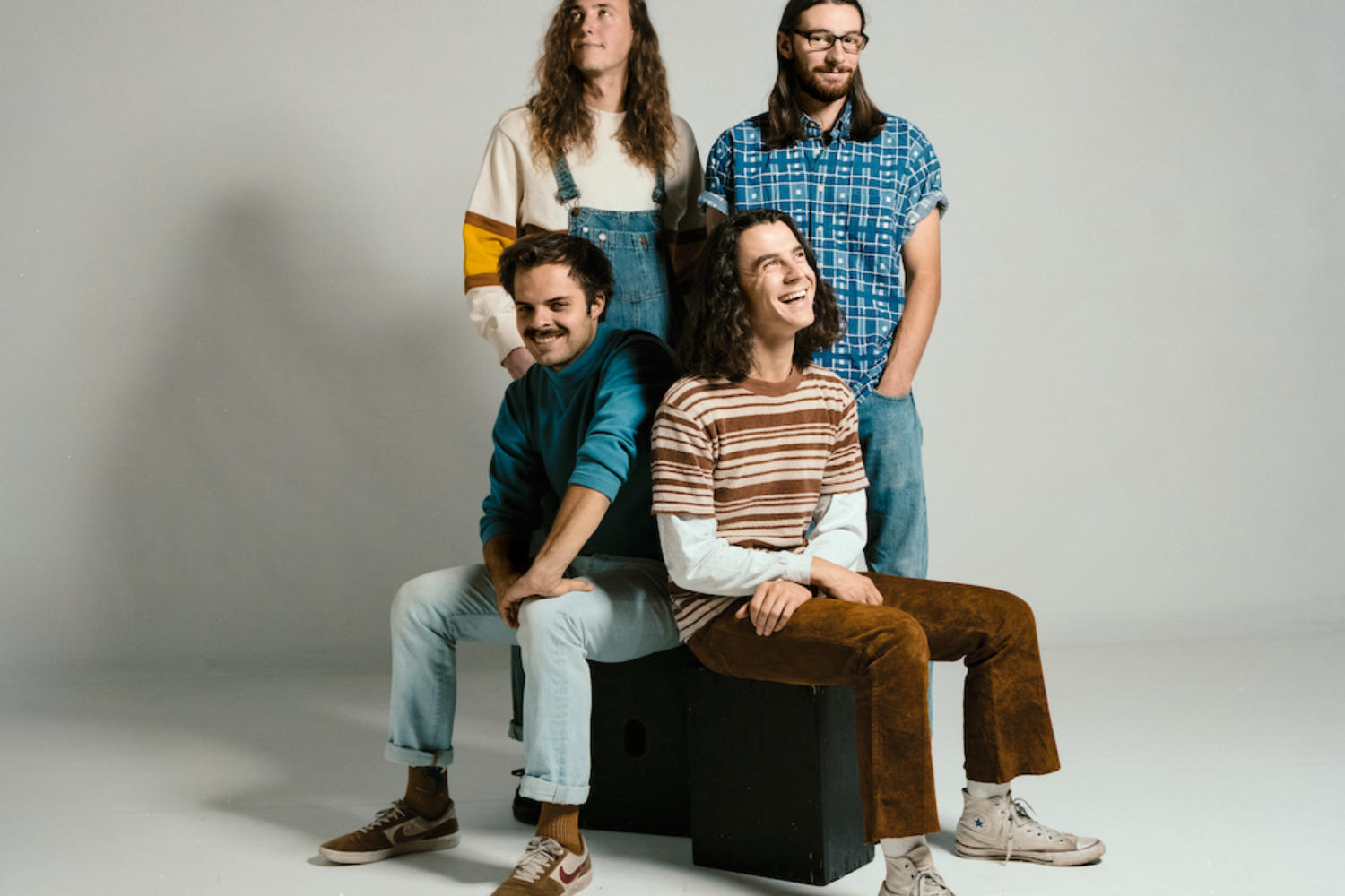 Peach Pit announce sophomore album 'You And Your Friends'