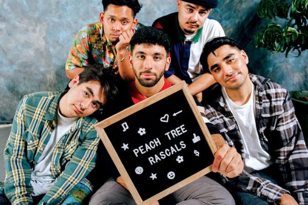 Peach Tree Rascals unveil new track 'OOZ'