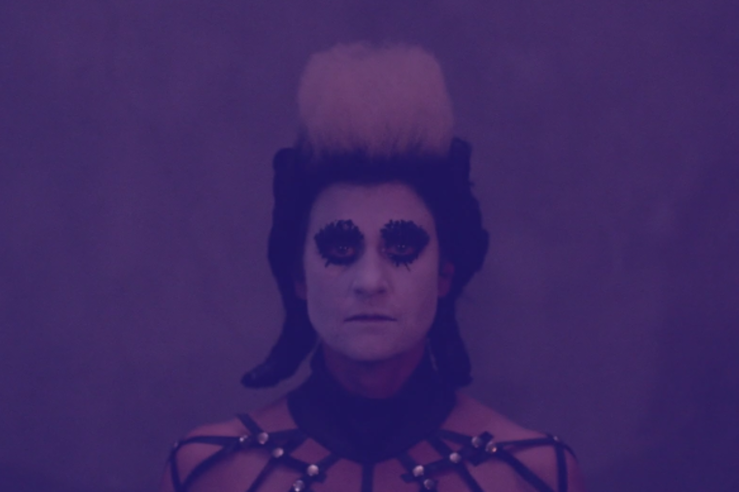 Peaches gets gothic in her 'Free Drink Ticket' video