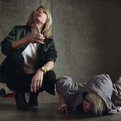 Watch Peaches' new Kim Gordon-starring video for 'Close Up'
