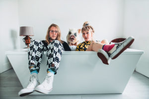 Penelope Isles reveal 'Sudoku' video