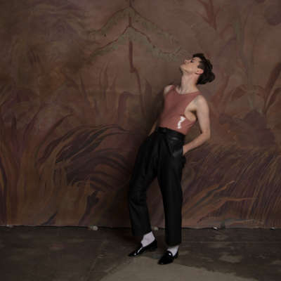 Perfume Genius says 'Go Ahead' on new track