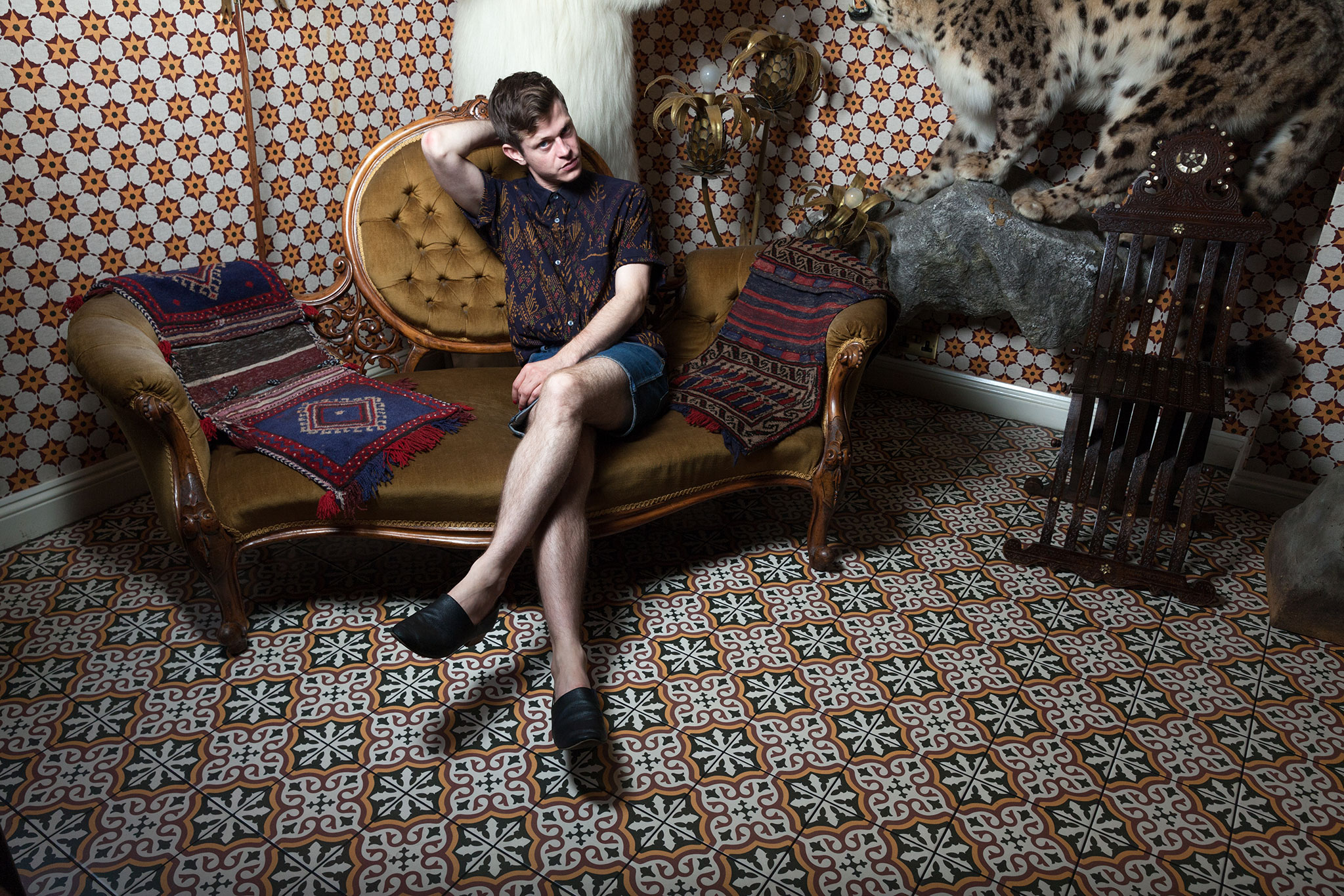 "Perfume Genius: ""This album is demanding respect and acceptance"""