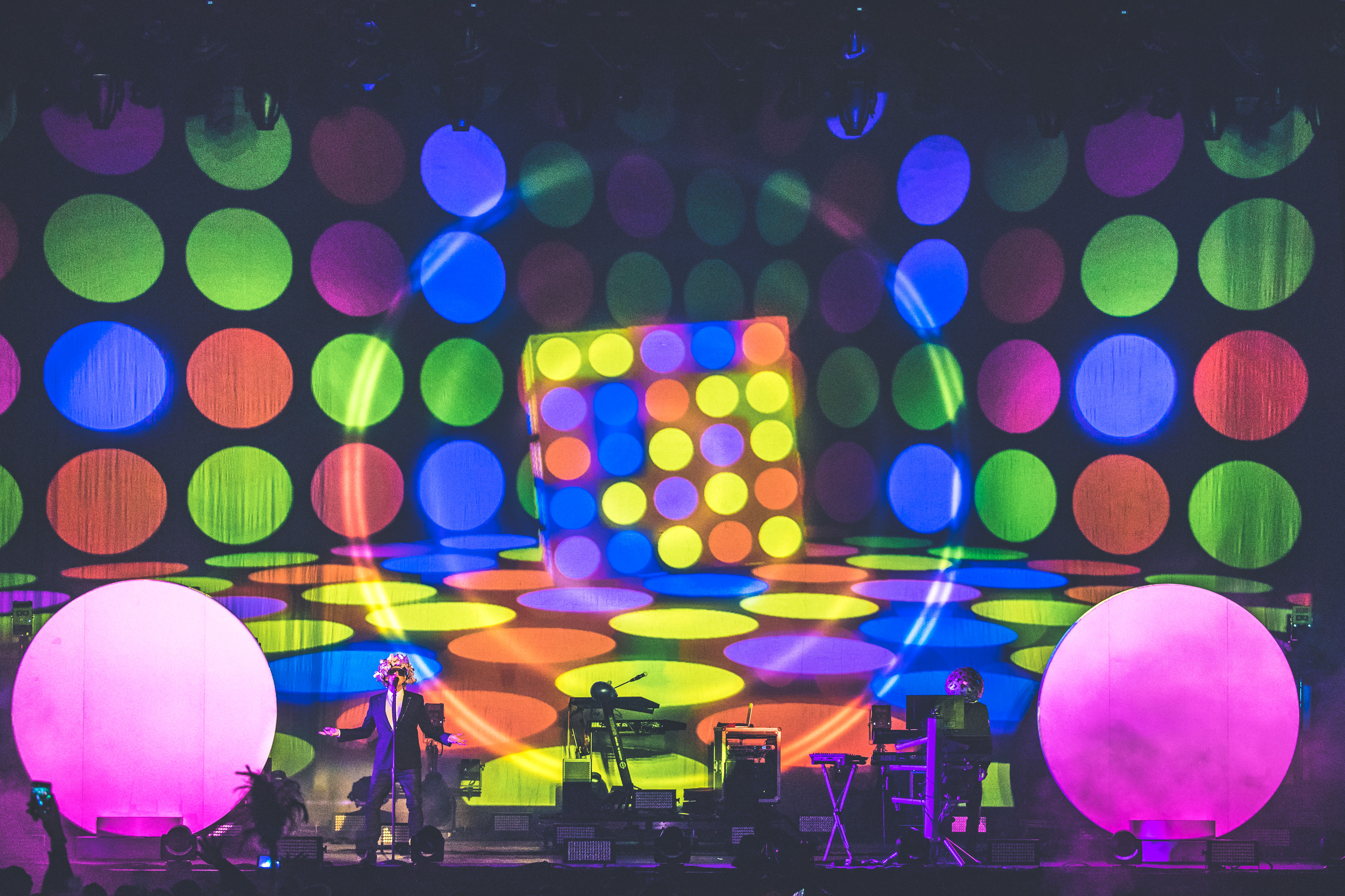 Pet Shop Boys close Bestival 2017 in excessive style