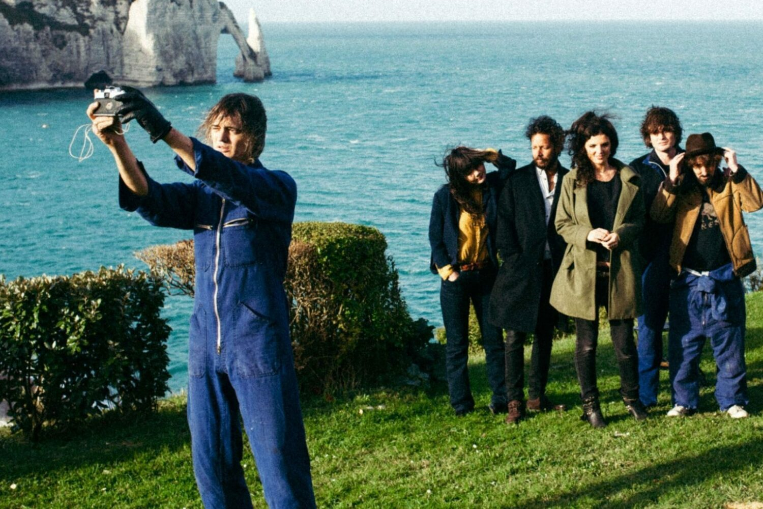 Peter Doherty and the Puta Madres share new single 'Paradise Is Under Your Nose'