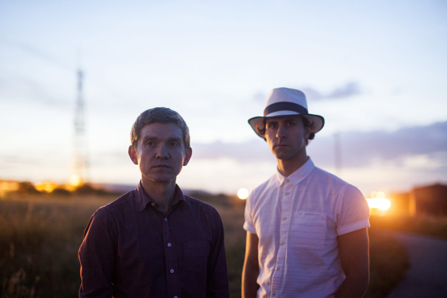 Paul Smith and Peter Brewis announce collaborative album, 'Frozen By Sight'