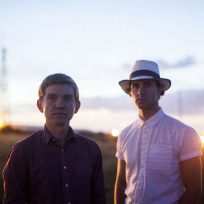 Paul Smith and Peter Brewis reveal new video for 'L.A. Street Cleaner'
