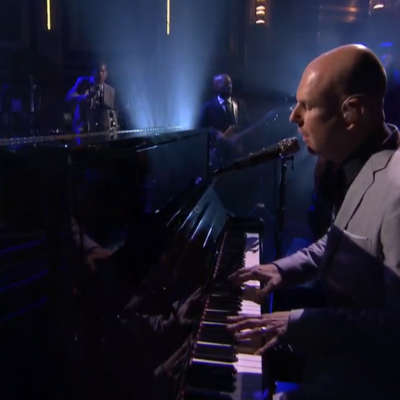 Watch Radiohead's Philip Selway play 'It Will End In Tears' on Fallon