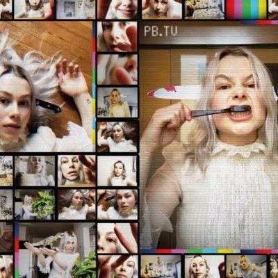 Phoebe Bridgers teams up with Maggie Rogers to cover the Goo Goo Dolls' 'Iris'