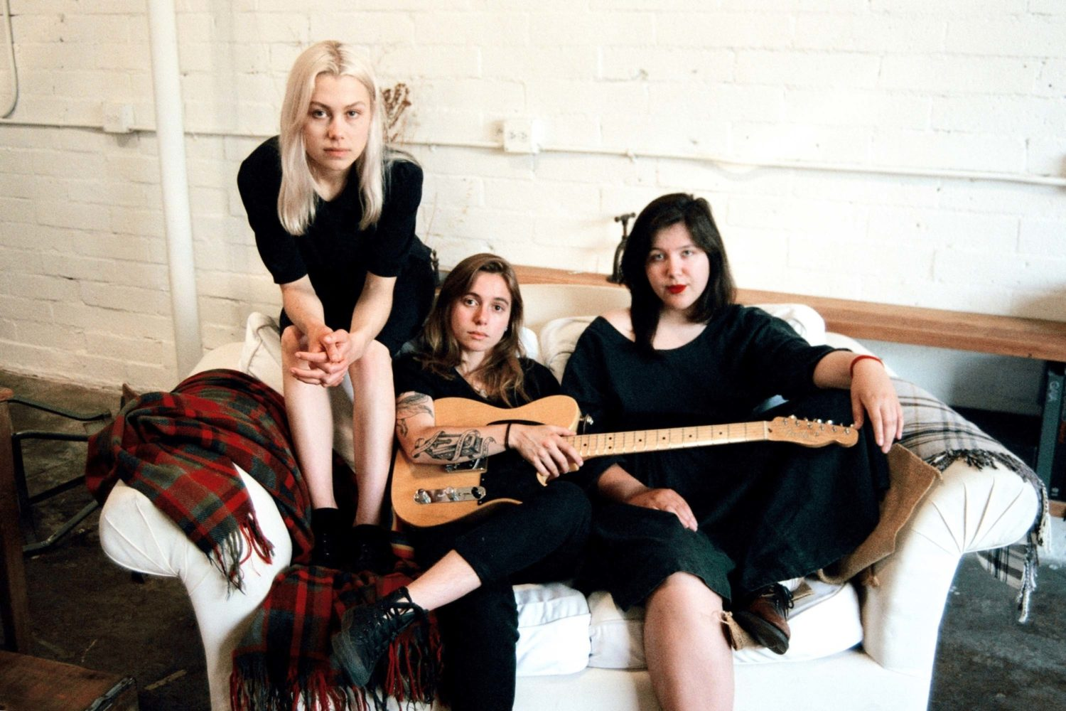 Hear three new songs from Phoebe Bridgers, Julien Baker and Lucy Dacus project boygenius