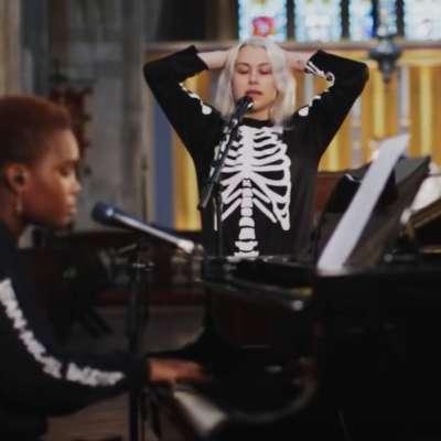 Phoebe Bridgers and Arlo Parks cover Radiohead's 'Fake Plastic Trees'