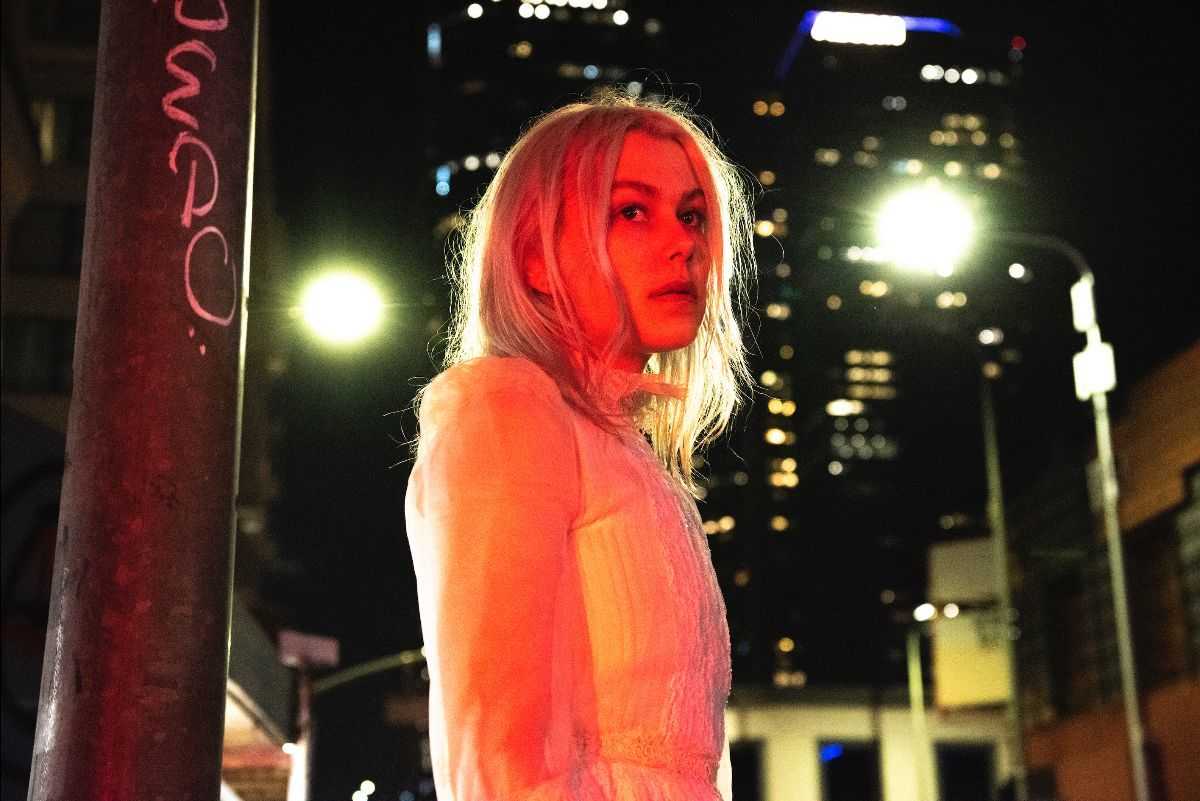 Phoebe Bridgers shares green screen video for new song 'Kyoto'