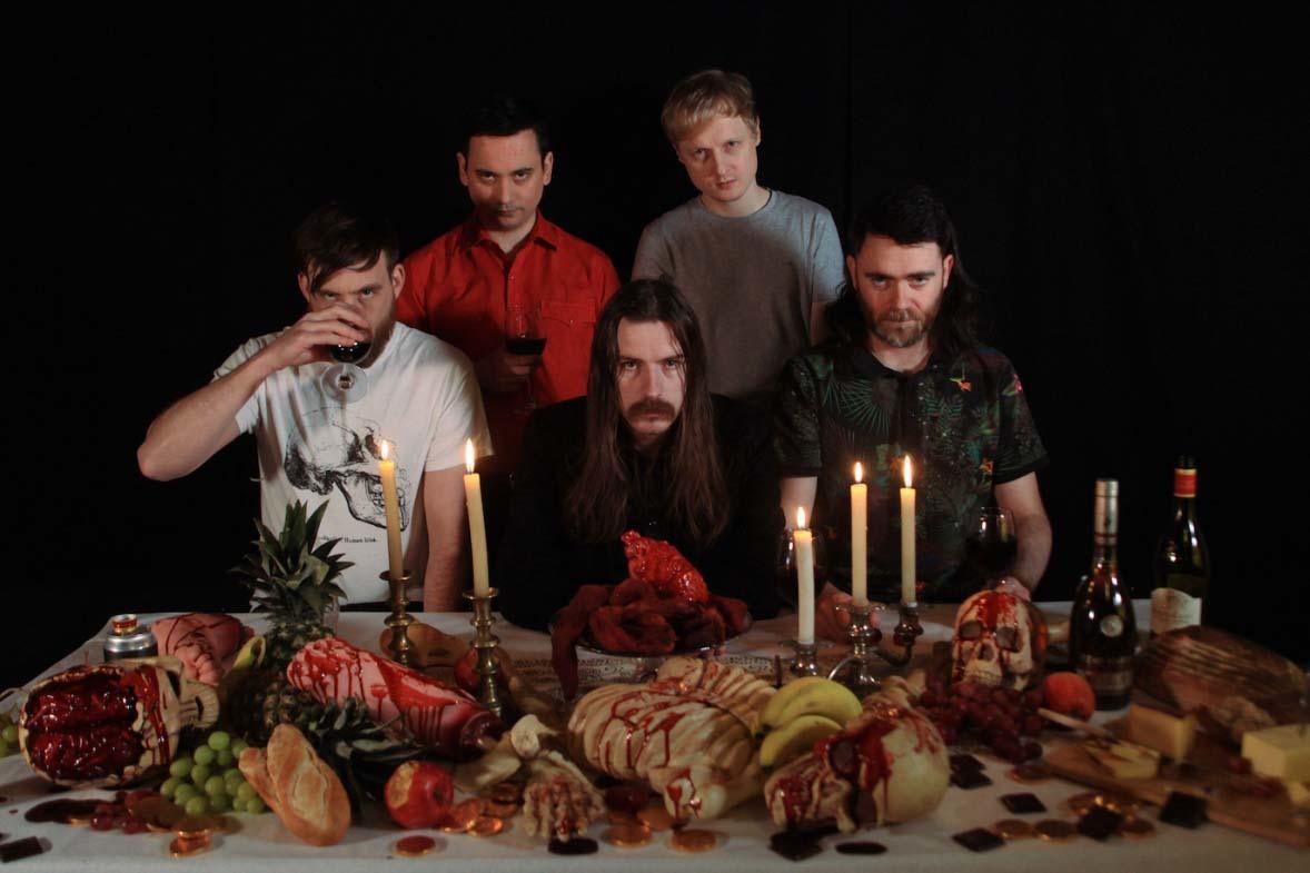 Pigs Pigs Pigs Pigs Pigs Pigs Pigs announce new album 'Viscerals'