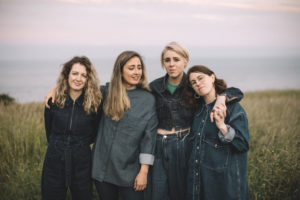 Pillow Queens release new track 'Rats'