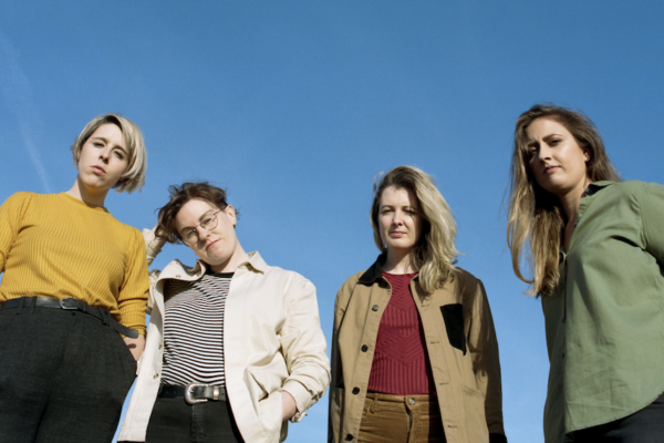 Pillow Queens announce debut album 'In Waiting'