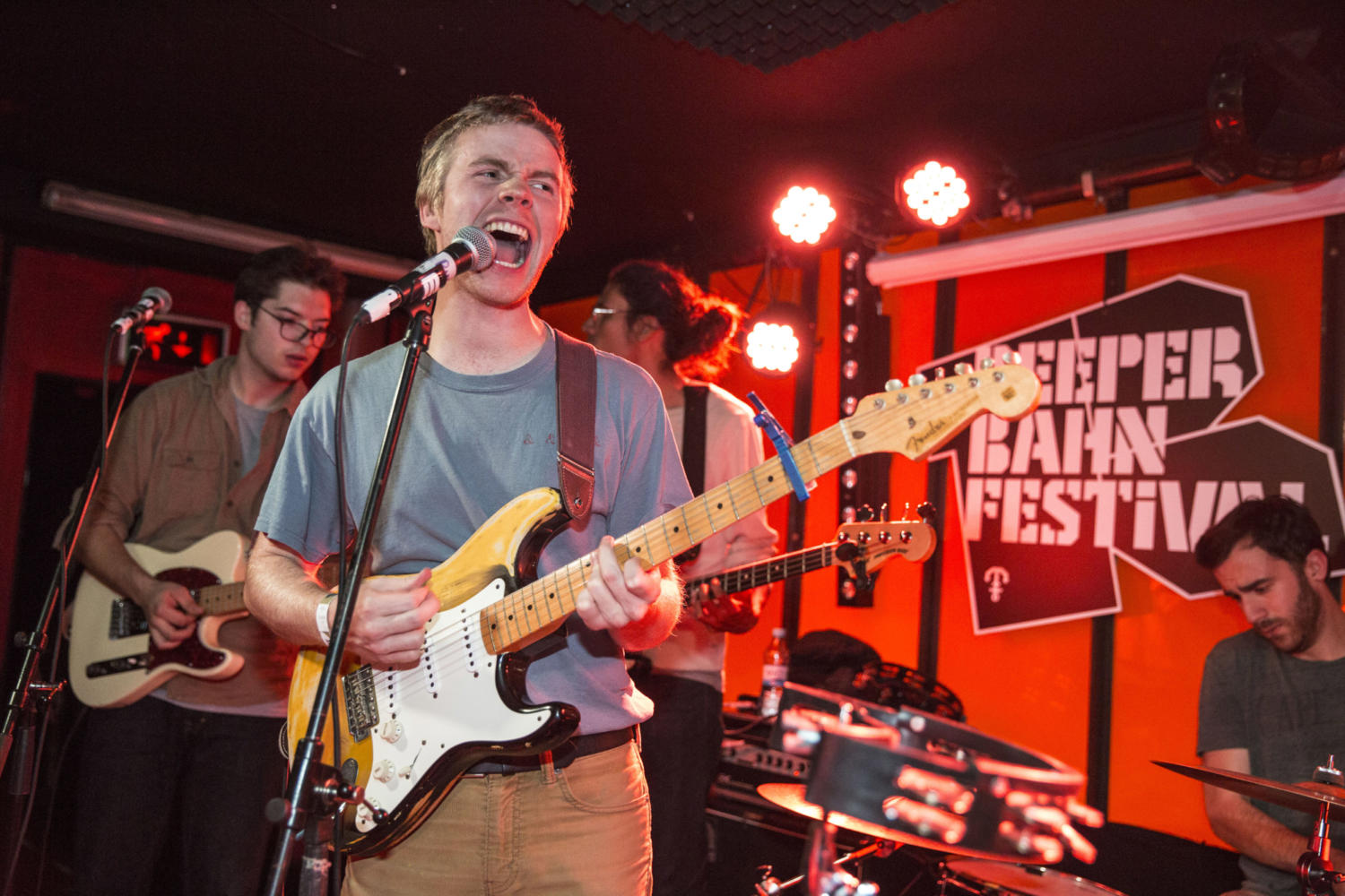 Pinegrove, Los Campesinos! and more for Mirrors 2017