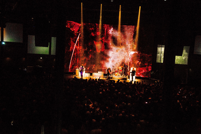 Pixies, Roundhouse, London