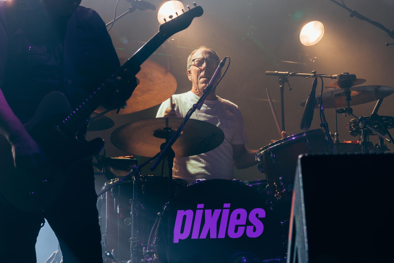 Pixies, Alexandra Palace, London