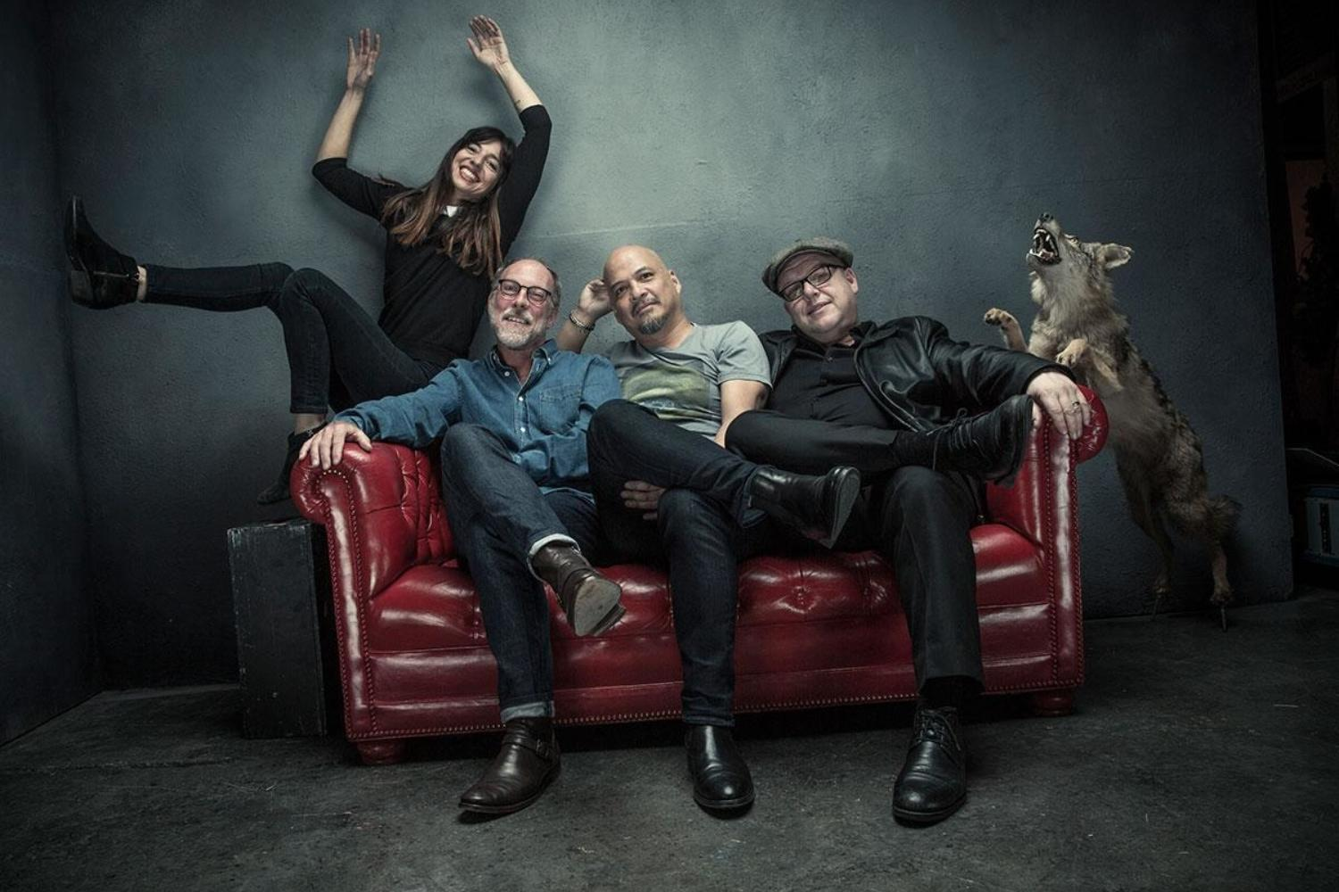 Pixies announce new album 'Beneath The Eyrie'