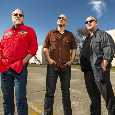 Pixies share video for 'Silver Snail'