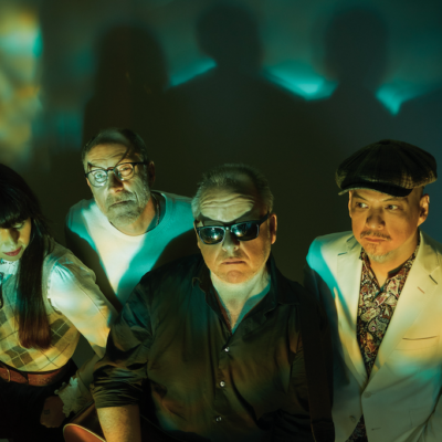 Pixies: 'There Is A Sense Of Trepidation'