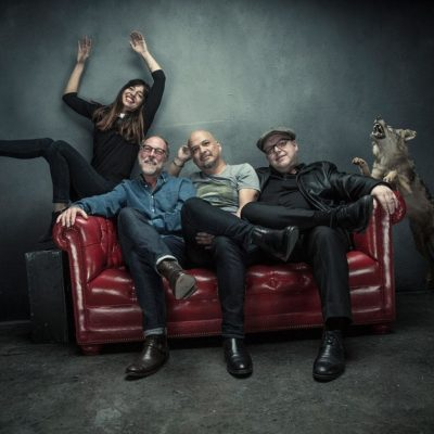 Pixies are back - hear 'Um Chagga Lagga' from new album 'Head Carrier'