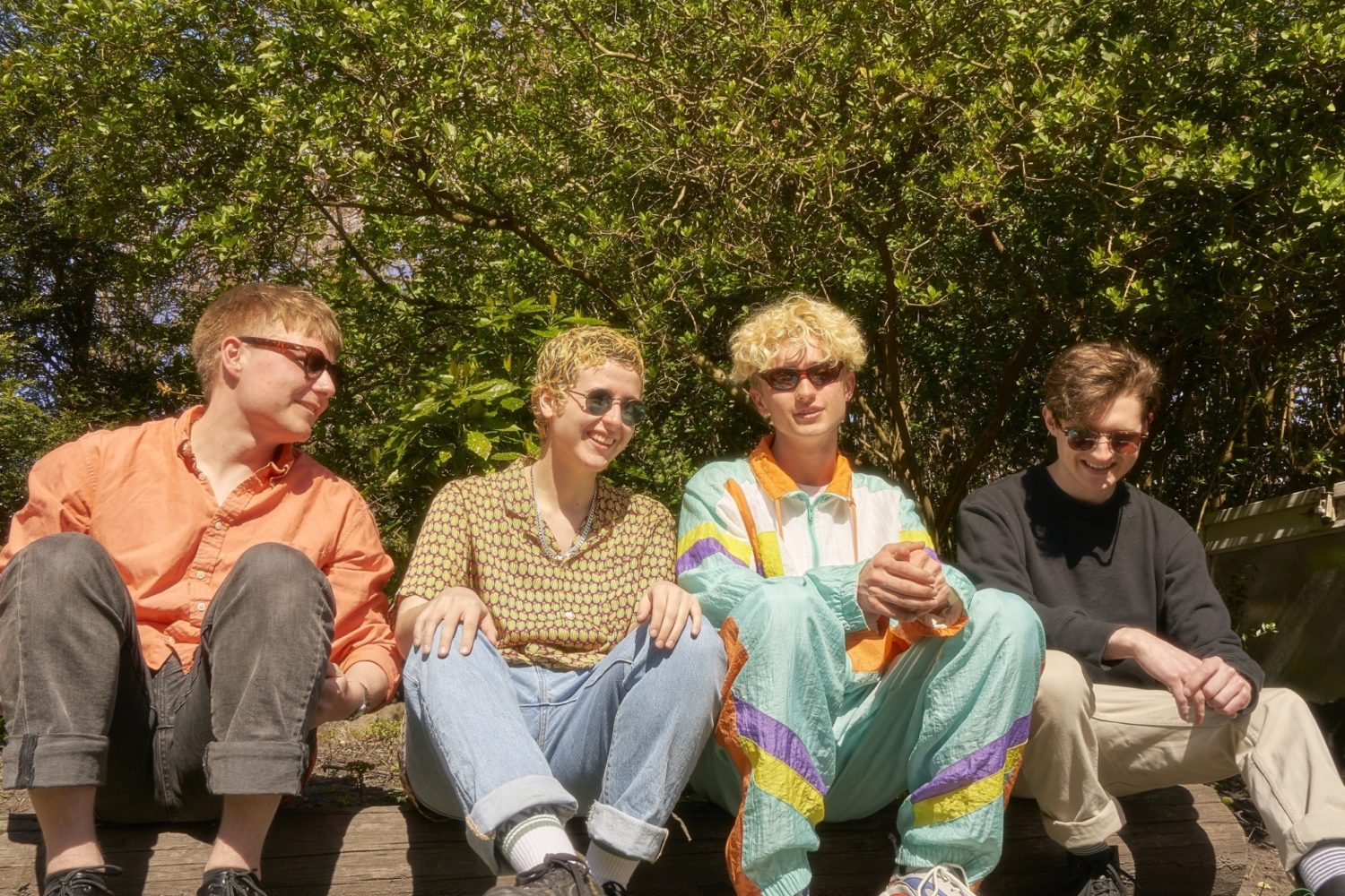 Porij share new single 'Can't Stop'