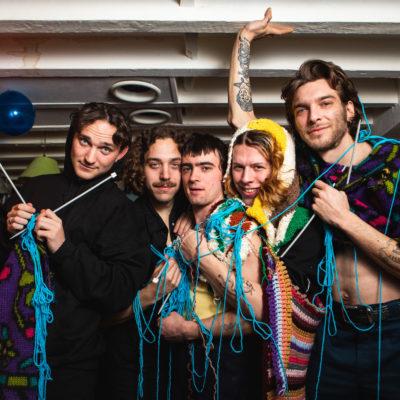 Pottery unleash new single 'Hot Heater'