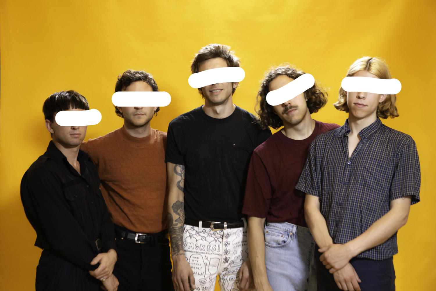 Pottery release 'Take Your Time'