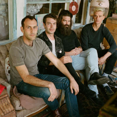 Preoccupations share the 11-minute sprawl of 'Memory'