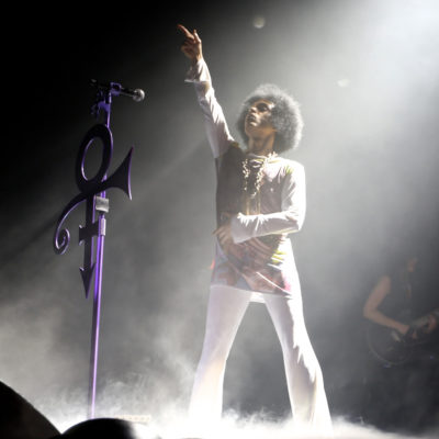 A one-of-a-kind Prince cassette is up for auction