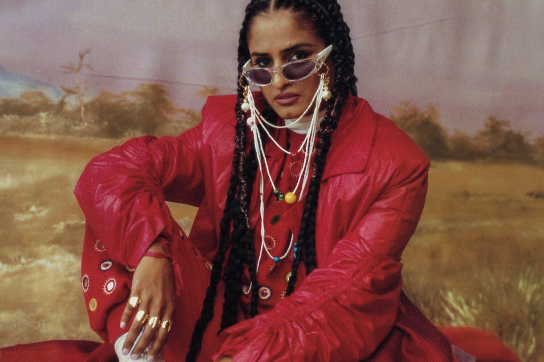 Priya Ragu shares new single 'Chicken Lemon Rice'