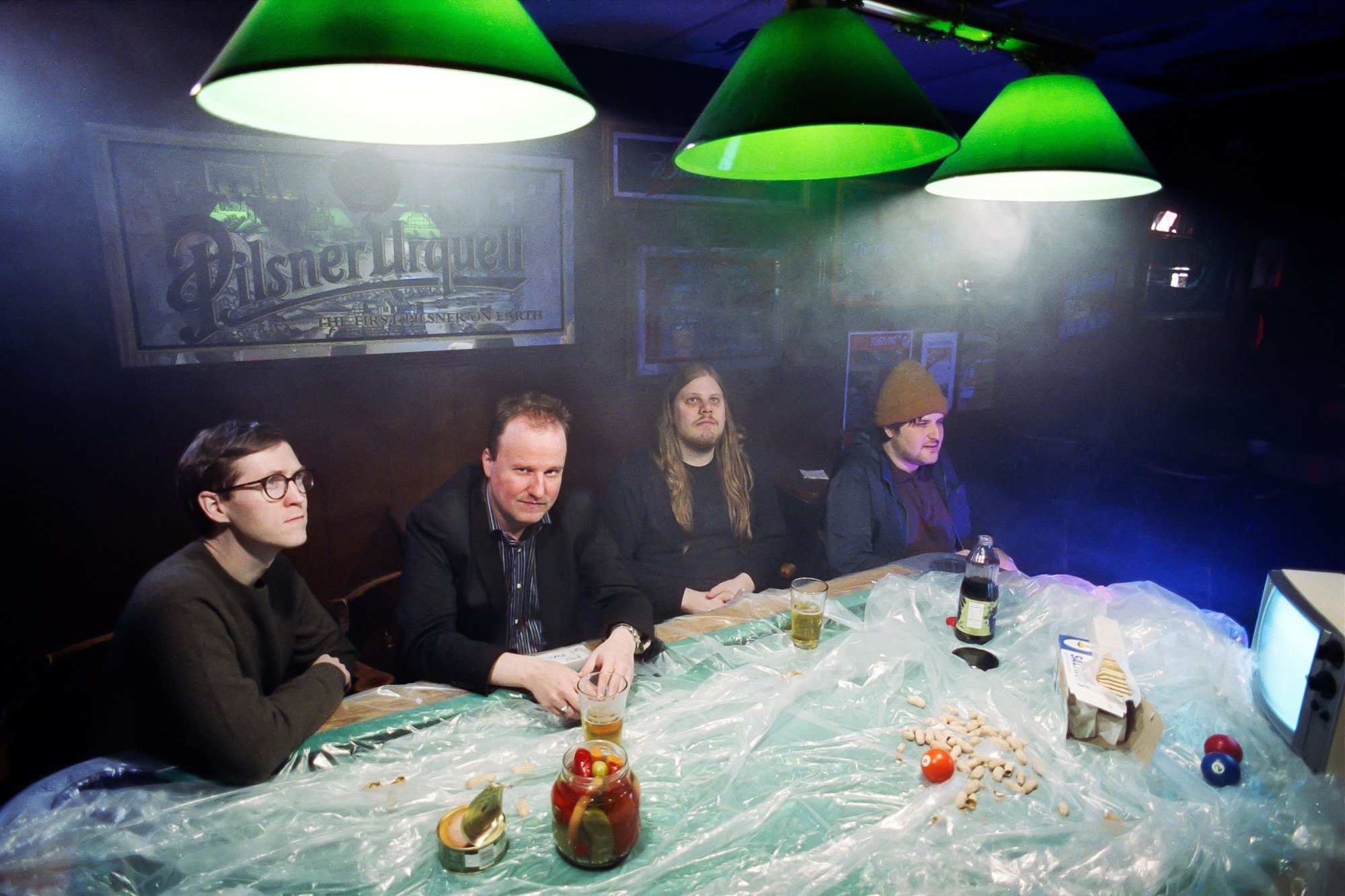 Protomartyr announce new album 'Ultimate Success Today' – hear its furious first single 'Processed By The Boys'