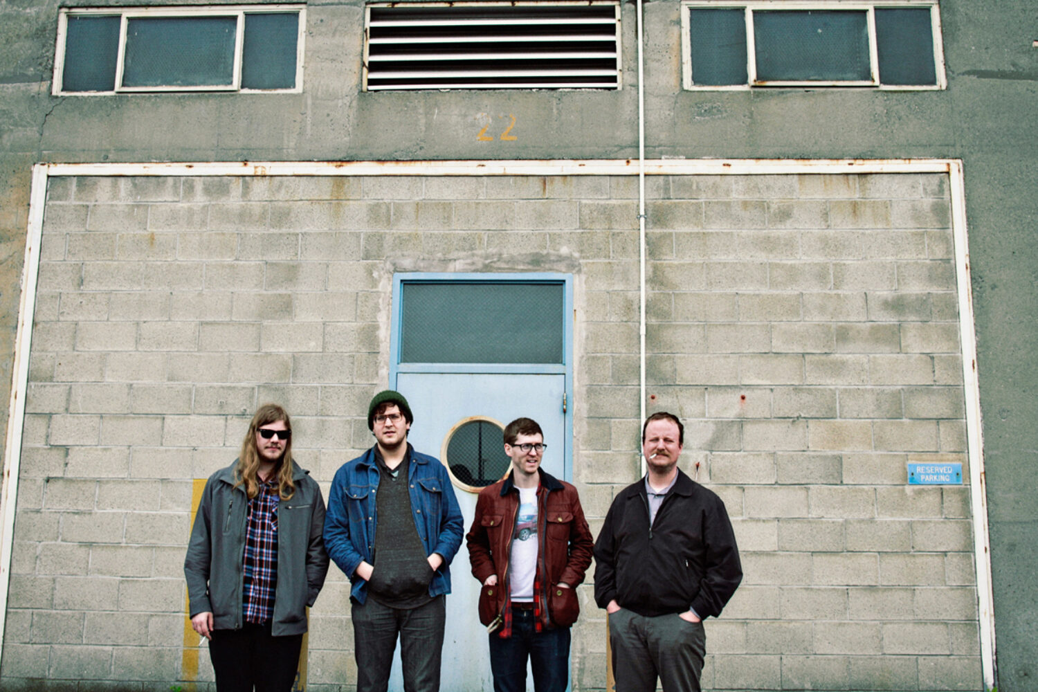 Protomartyr and Preoccupations announce split 7""