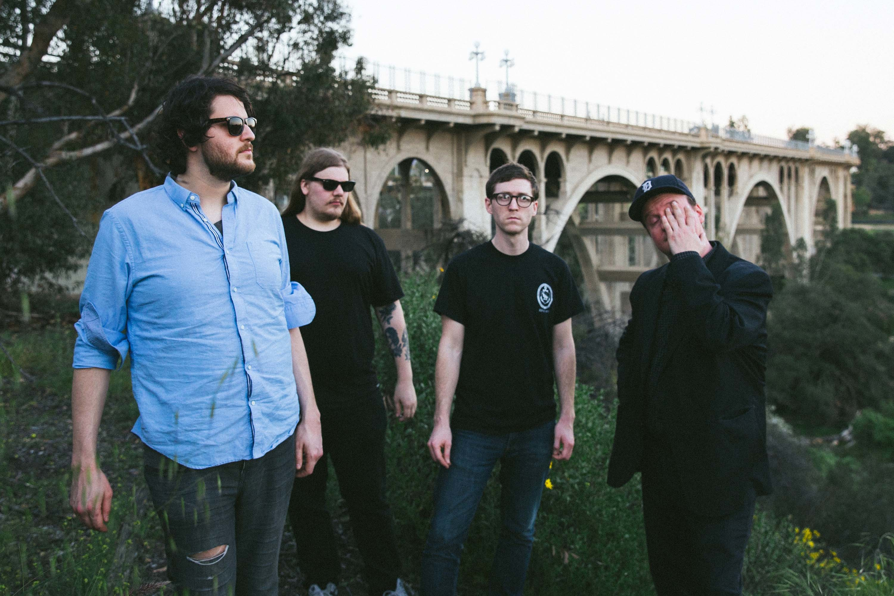 """My voice isn't made to sing happy songs"" - Protomartyr are continuing to rage"